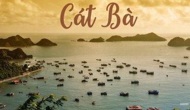 Hà Nội – Cát Bà 3N2Đ: Khám Phá Đảo Ngọc