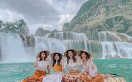 Cao Bằng : Tour trọn gói 3N2Đ Hồ Ba Bể – Thác Bản Giốc – Pác Bó