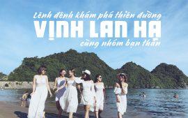 Cát Bà & Vịnh Lan Hạ : Tour trọn gói 1 ngày