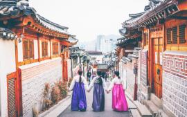 Hàn Quốc : Seoul –  Nami – Công Viên Everland Tour 5 Ngày 4 Đêm