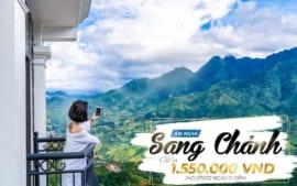Tour Sapa 2N1Đ: Sapa – Lao Chải – Tả Van