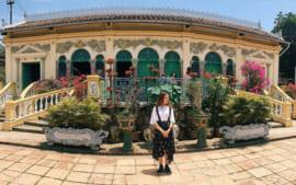 Tour Chợ Nổi – Thiền Viện – Cồn Sơn 2N1Đ