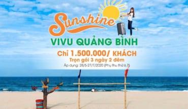 Combo Nghỉ Dưỡng 2N1Đ/3N2Đ Bảo Ninh Resort – Vi vu Quảng Bình