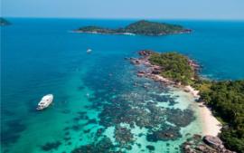 Phú Quốc 1 Ngày: Câu Cá, Ngắm San Hô Đảo Xa