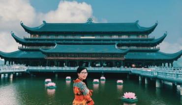Chùa Tam Chúc – Tràng An: Tour Trọn Gói 1 Ngày