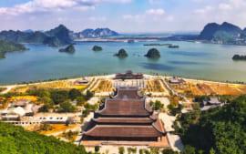 Chùa Tam Chúc – Đầm Vân Long: Tour Trọn Gói 1 Ngày