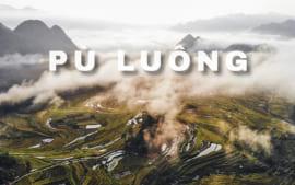 Tour trọn gói Pù Luông 2N1Đ