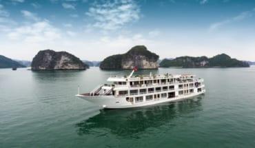 Tour Hạ Long Ngủ Du Thuyền Alisa Premier 5* 2N1Đ