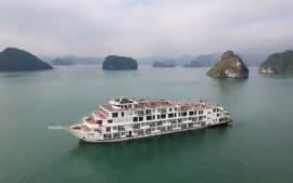 Tour Hạ Long Ngủ Du Thuyền President 5* 2N1Đ