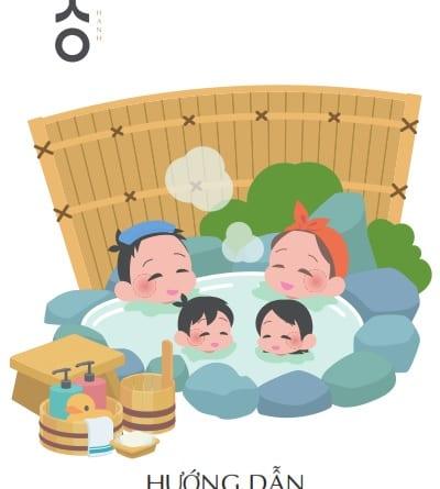 Hướng dẫn tắm Onsen 1
