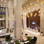 lobby vinpearl hotel ha tinh