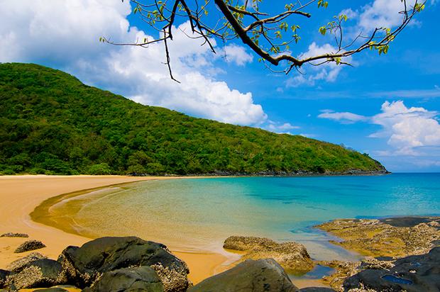 Bãi Đầm Trầu, Côn Đảo