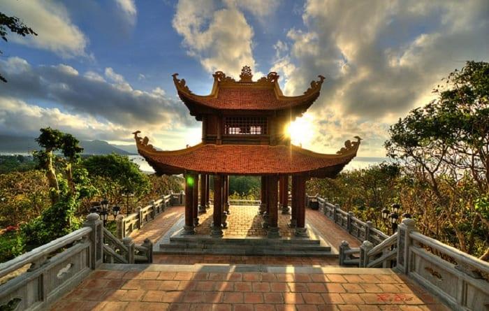 Chùa Vân Sơn, Núi Một, Côn Đảo