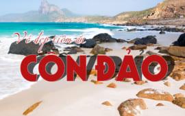 Côn Đảo 2N1Đ : Thiên đường nghỉ dưỡng