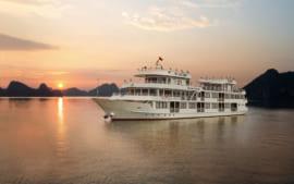 Tour Hạ Long Ngủ Du Thuyền Athena 5* 2N1Đ