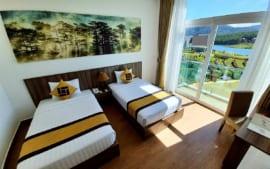 Combo Đà Lạt Wonder Resort 3N2Đ
