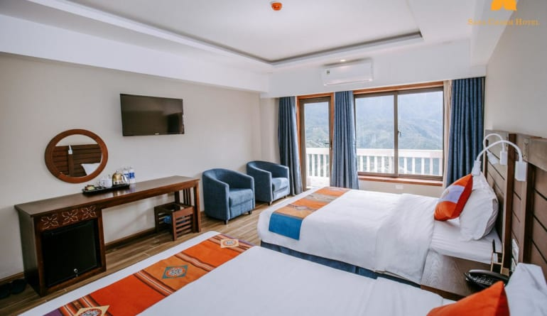 Sapa Charm Hotel (5)