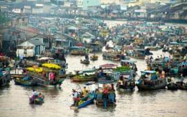 Tour Du lịch Hà Nội – Cần Thơ – Sóc Trăng – Bạc Liêu – Cà Mau – Đất Mũi – Châu Đốc – Cần Thơ – Hà Nội 4N3Đ