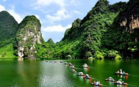 Tour Du lịch Hà Nội – Ninh Bình – Hà Nội 2N1Đ