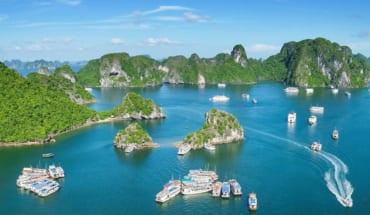 Tour Du lịch –  Hà Nội – Đảo Ngọc Cát Bà – Hà Nội 3N2Đ