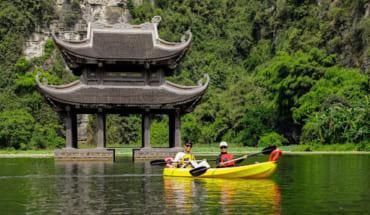 Tour Du lịch Hà Nội – Tràng An – Bái Đính – Hà Nội 1 Ngày